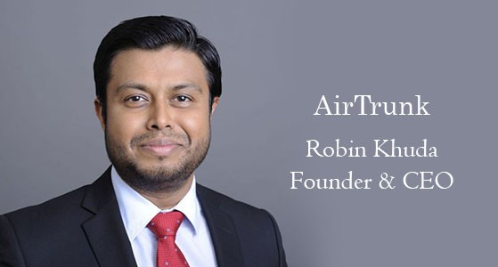 A rapidly growing technology company that exists to reimagine, build and operate data centres to meet the needs of the world's most influential technology companies today and into the future: AirTrunk