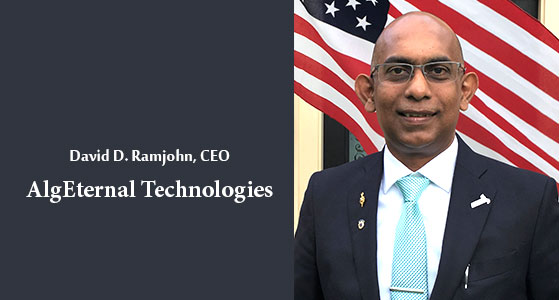 ciobulletin algeternal technologies david d ramjohn ceo