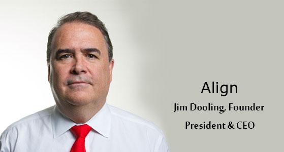 ciobulletin align Jim dooling founder president ceo