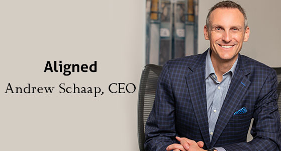 Andrew Schaap, CEO of Aligned: A Visionary Leader Setting a Standard of Innovation in Every Employee