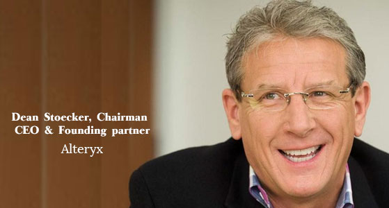 ciobulletin alteryx dean stoecker chairman ceo founding partner Alteryx