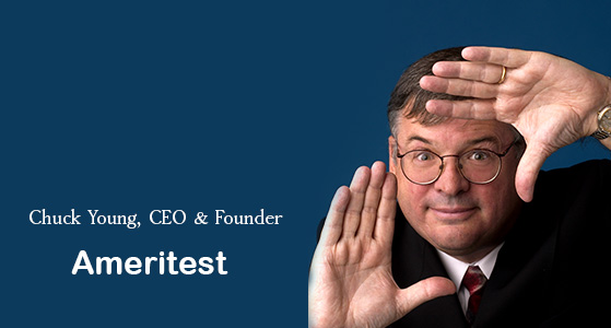 ciobulletin ameritest chuck young ceo founder