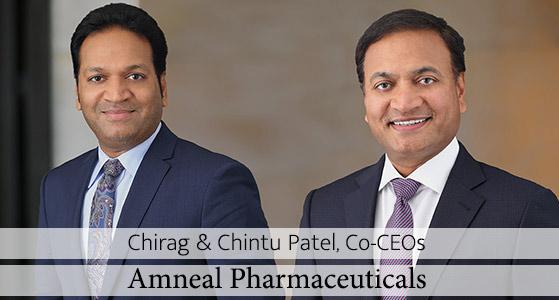 ciobulletin amneal pharmaceuticals chirag and chintu patel co ceos