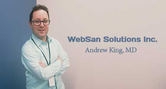 WebSan Solutions Inc. Building a new era in Enterprise IT