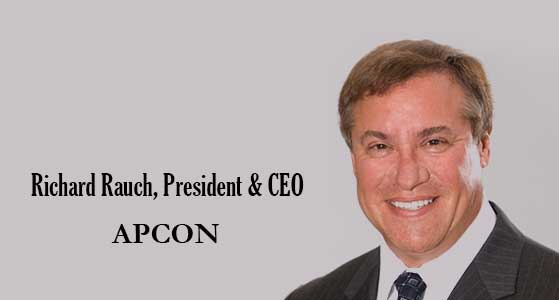 ciobulletin apcon richard rauch president ceo