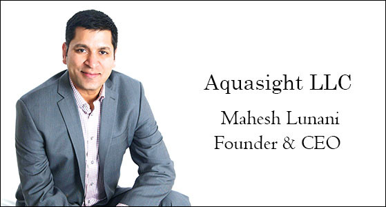 Aquasight LLC - Real-Time Digital AI Infrastructure Across the Entire Life Cycle of Water