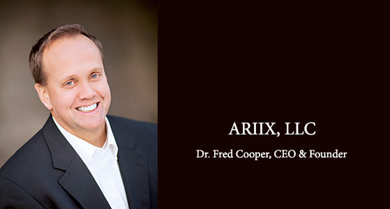 ciobulletin ariix llc dr fred cooper ceo founder