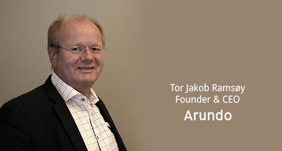 ciobulletin arundo tor jakob ramsøy  founder and ceo