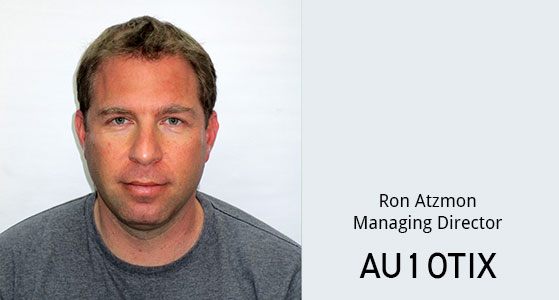ciobulletin au10tix ron atzmon managing director