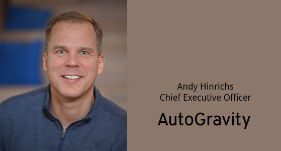 ciobulletin autogravity andy hinrichs chief executive officer