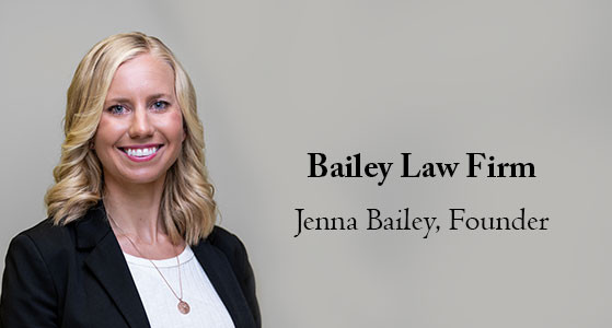 Bailey Law Firm promotes innovation to provide premier legal services for its clients