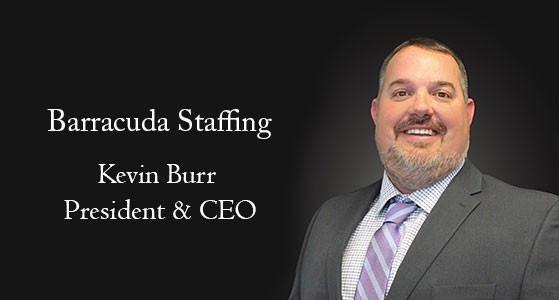 An excellent recruitment agency connecting dynamic employers to top talent: Barracuda Staffing