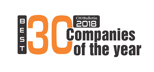 Best 30 Companies of the year 2018