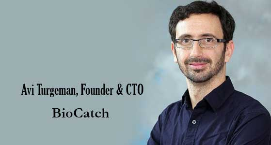 ciobulletin biocatch avi turgeman founder cto