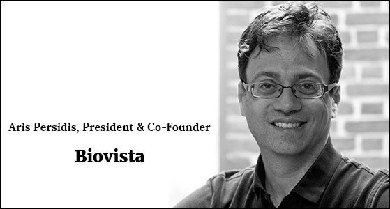Biovista is a pioneer of AI and systematic drug repositioning