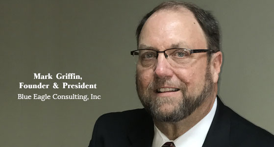 ciobulletin blue eagle consulting inc mark griffin founder president