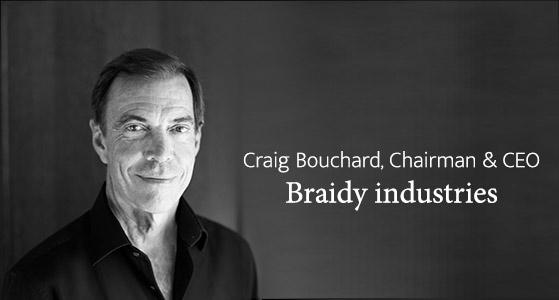 ciobulletin braidy industries craig bouchard chairman & ceo