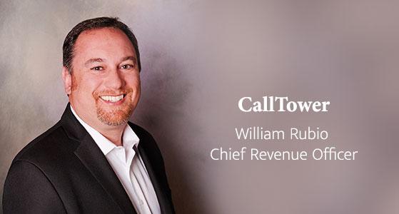ciobulletin calltower william rubio chief revenue officer
