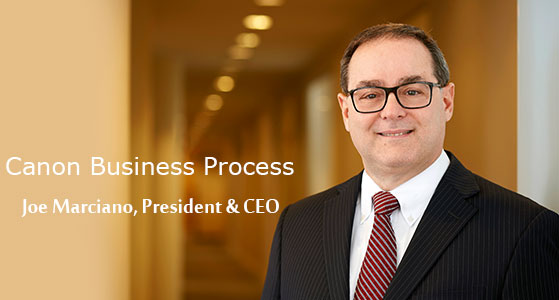Canon Business Process Services: Delivering Intelligent Solutions for the Future of Work