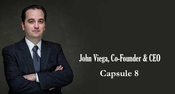 ciobulletin capsule 8 john viega co founder ceo
