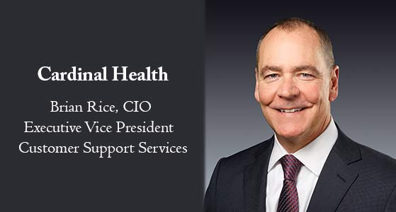 Cardinal Health connects patients, providers, payers, pharmacists and manufacturers for integrated care coordination and better patient management
