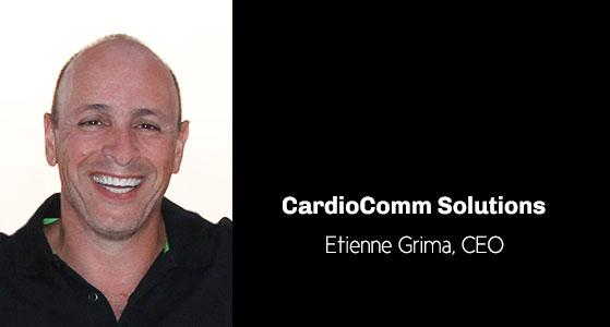 ciobulletin cardiocomm solutions etienne grima ceo