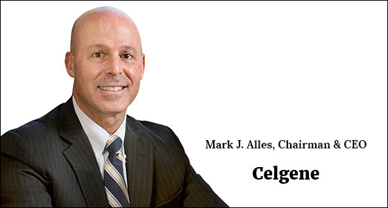 Celgene: A global pharmaceutical company committed to improving patient lives worldwide