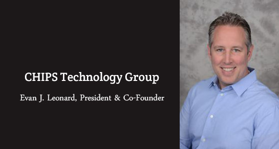 ciobulletin chips technology group evan j leonard president co founder