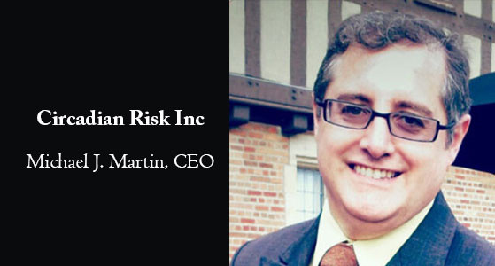 Circadian Risk – Assessing and Improving physical security for enterprise companies