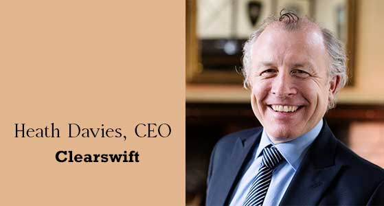 We are trusted by organisations globally to protect critical information: Clearswift