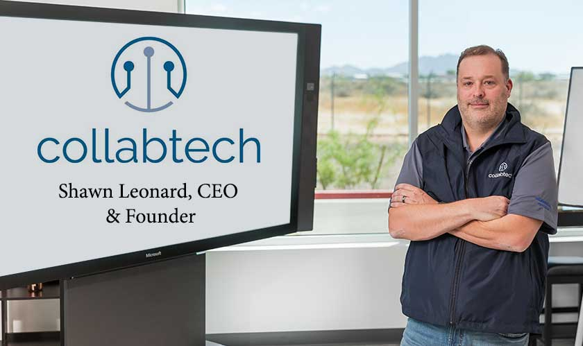 ciobulletin collabtech group shawn leonard ceo