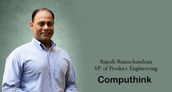 ciobulletin computhink rajesh ramachandran vp of product engineering