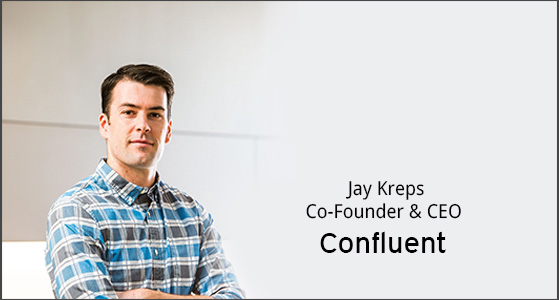 ciobulletin confluent Jay Kreps co founder and ceo