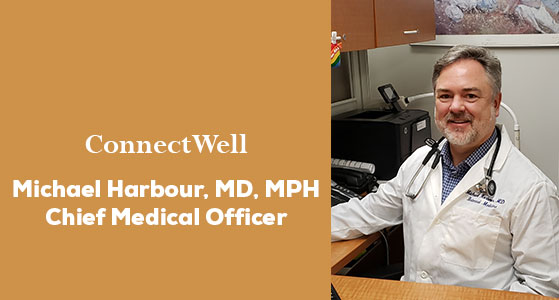 ciobulletin connectwell michael harbour md mph