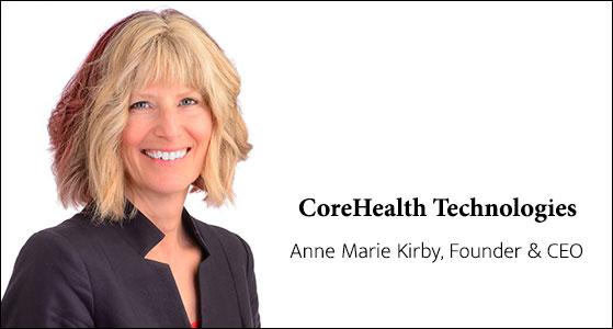 ciobulletin corehealth technologies anne marie kirby founder ceo