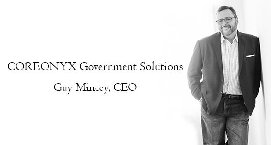 COREONYX Government Solutions : Delivering value, quality, and integrity to government clients