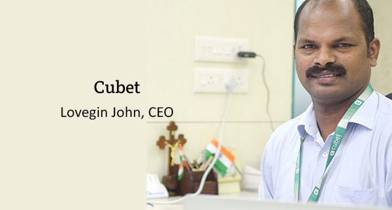 Cubet: Transforming Businesses across the Globe