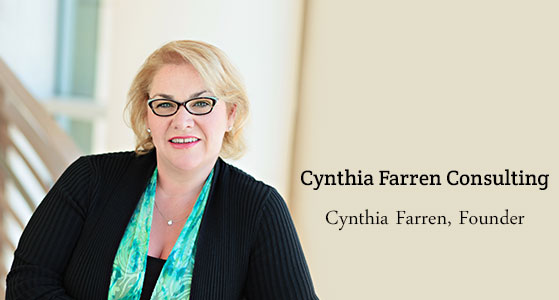 Cynthia Farren Consulting: Dedicated to Delivering Tangible Results