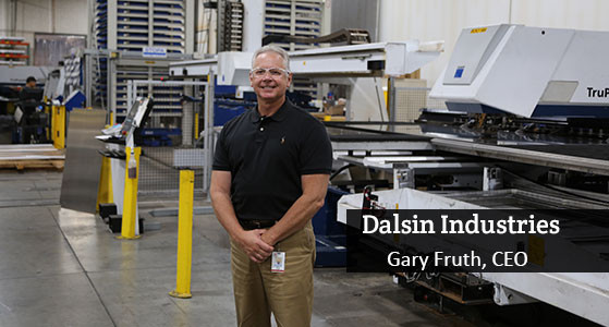 Dalsin Industries: A market leader in high-value contract manufacturing of precision metal  weldments, assemblies, and products for OEMs