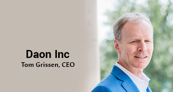 ciobulletin daon inc tom grissen ceo