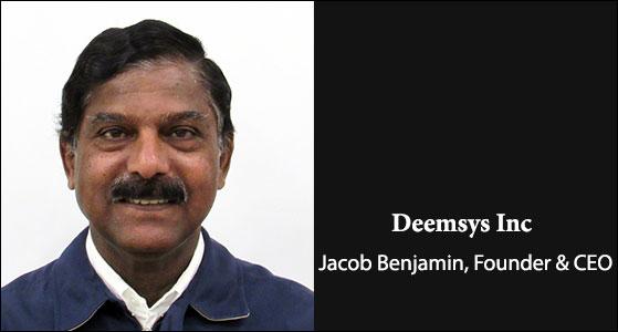 ciobulletin deemsys inc jacob benjamin ceo founder