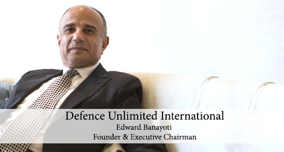 ciobulletin defence unlimited international edward banayoti founder executive chairman