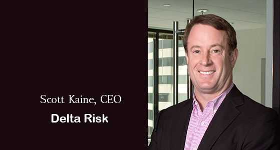 ciobulletin delta risk scott kaine ceo