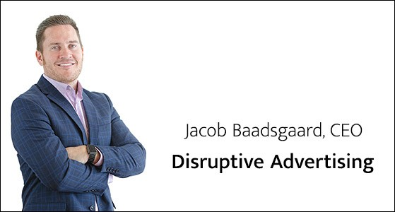ciobulletin disruptive advertising jacob baadsgaard ceo