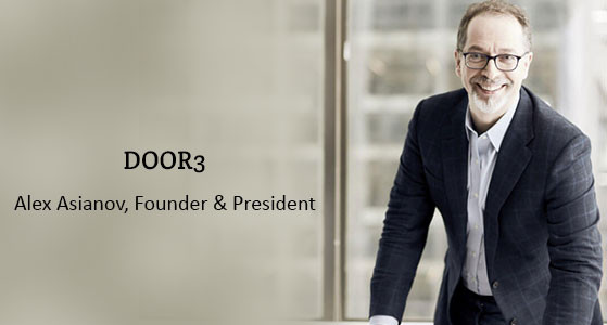 We provide our clients with expert guidance and build software vital to their organizations: DOOR3