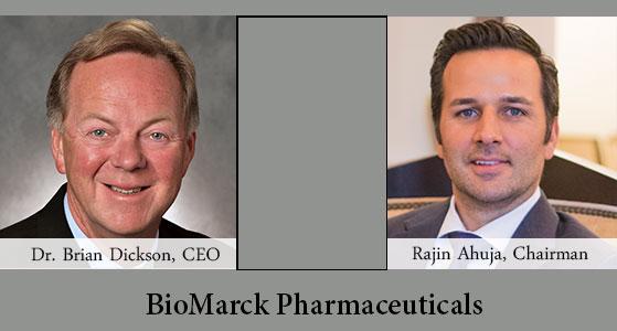 Biomarck Pharmaceuticals – Conquering Difficult-to-Treat Diseases