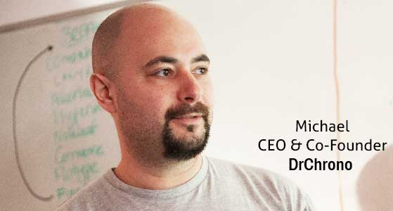 ciobulletin drchrono michael ceo and co founder