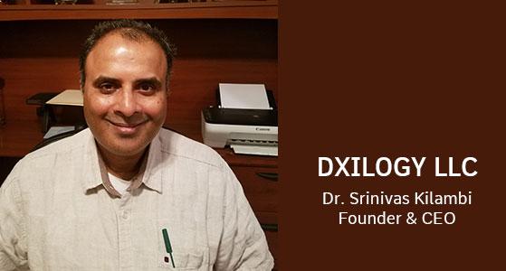 ciobulletin dxilogy dr srinivas kilambi founder ceo