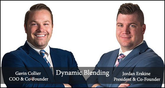 ciobulletin dynamic blending jordan erskine president co founder gavin collier coo co founder