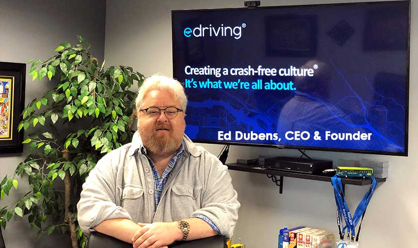 eDriving -Innovating to Save Lives